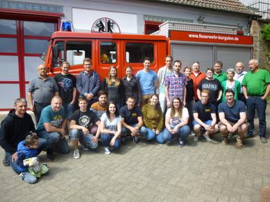 Besuch der FW Bönningstedt