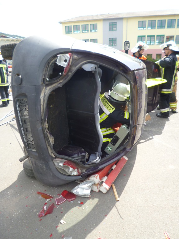Ausbildung zum Rettungstechniker